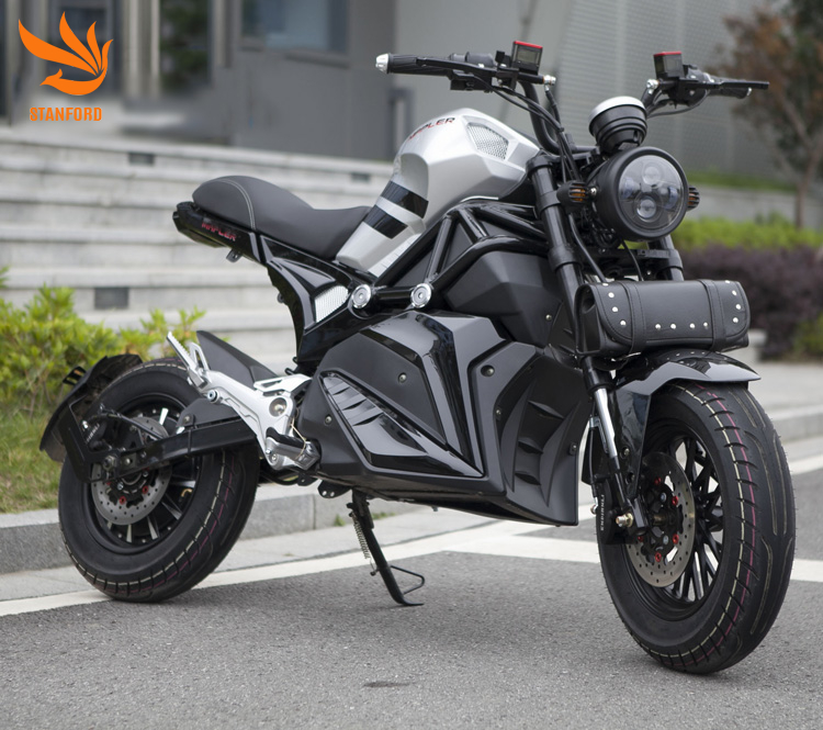 2000W 3000W New Little Monster Electric Motorcycles Motorbike